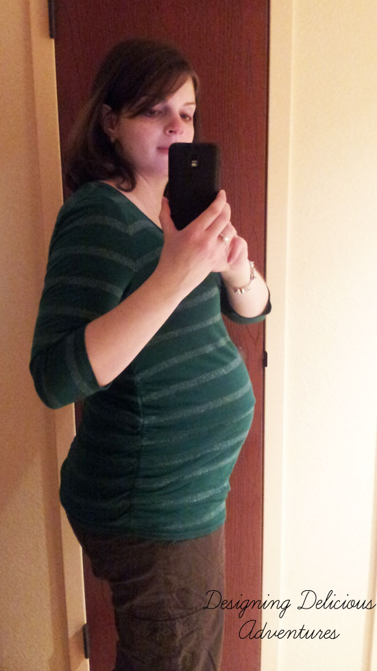 Baby Bump Week 29