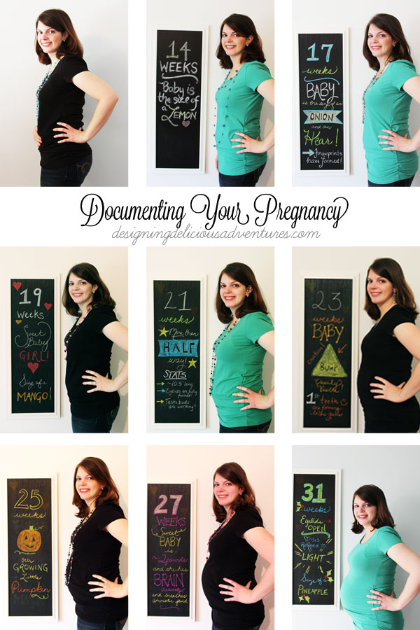 Documenting-Your-Pregnancy