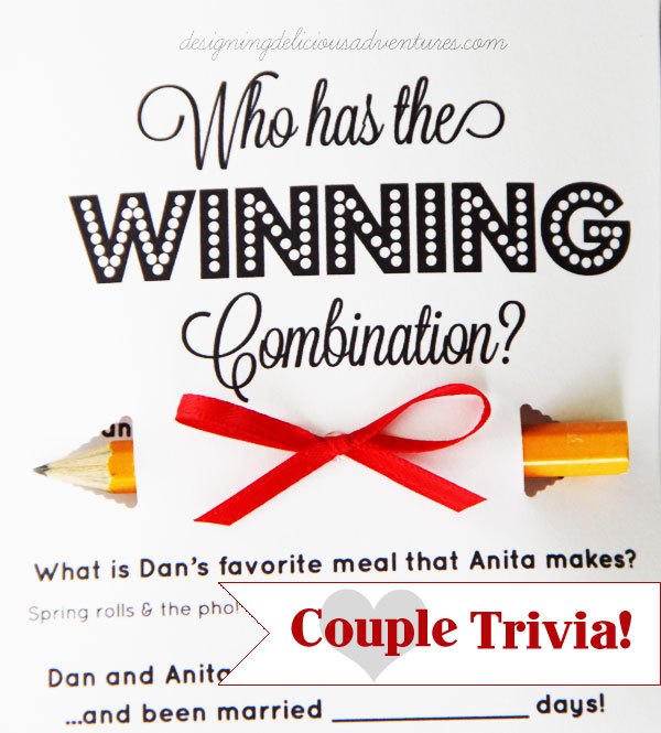 Wedding-Couples-Trivia-Game