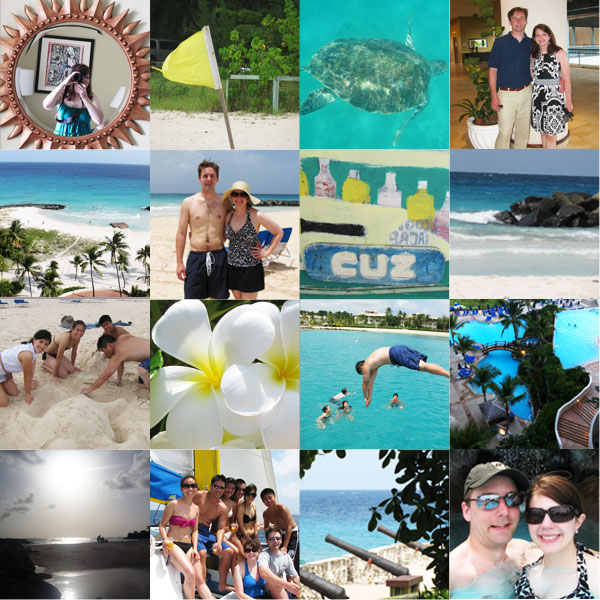 Trip-to-Barbados-Collage