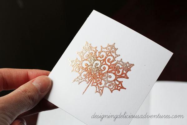 Glitter-Leaf