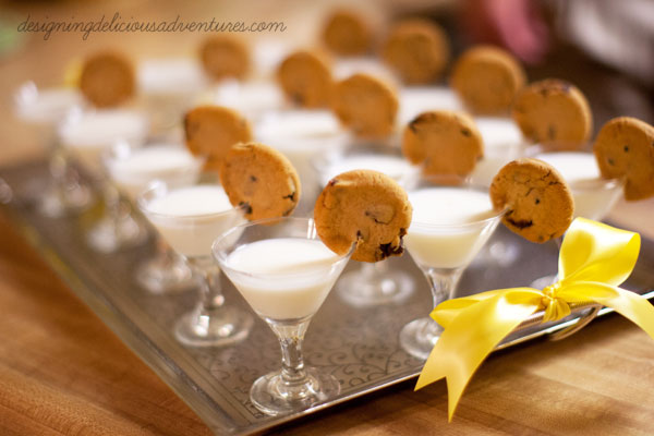 Milk-tinis