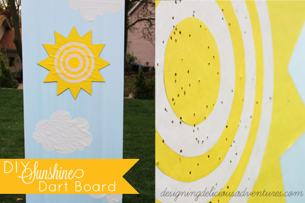 Sunshine-Dart-Board