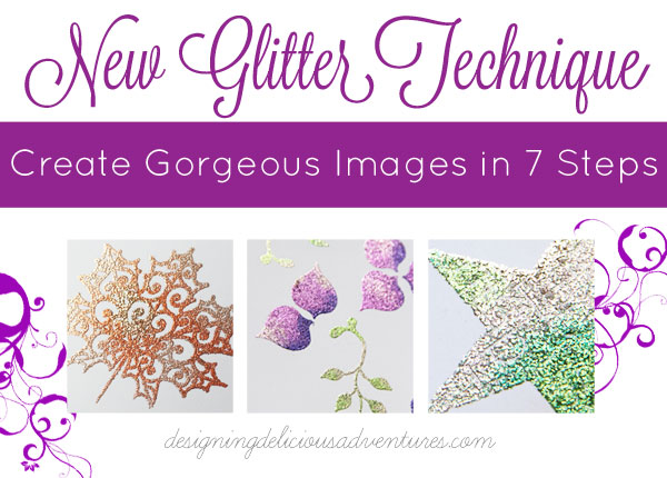Glitter-Glam-Technique