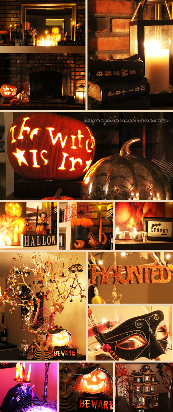 Halloween Seasonal Decorations