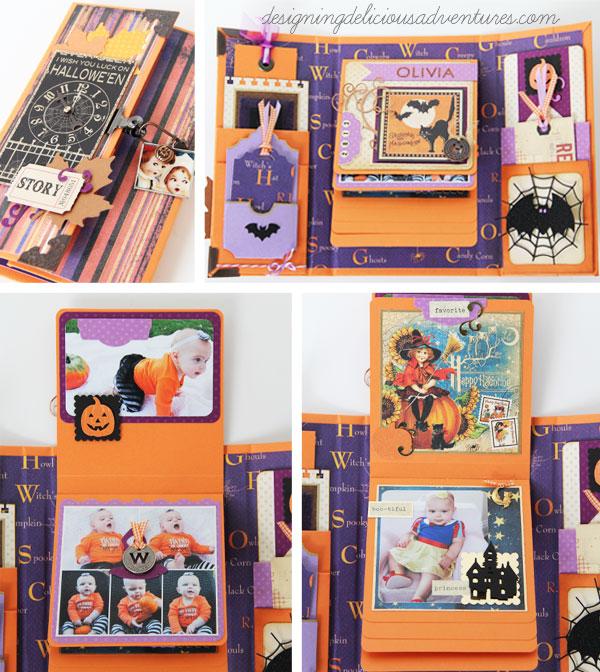 Halloween Memory Book