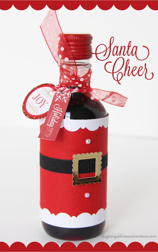 Santa-Cheer-Wine