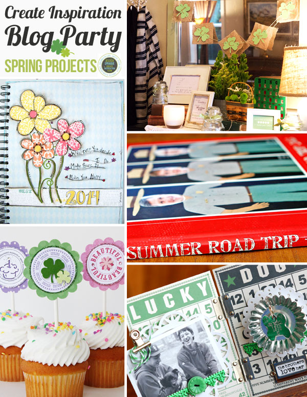Create Spring Inspiration Collage