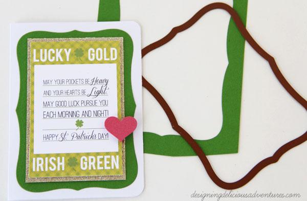 Irish Print Card Details