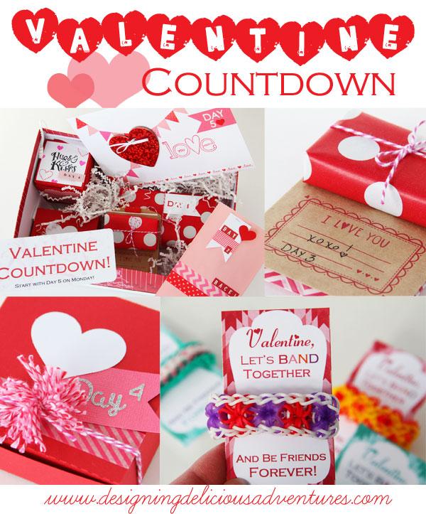 Valentine-Countdown