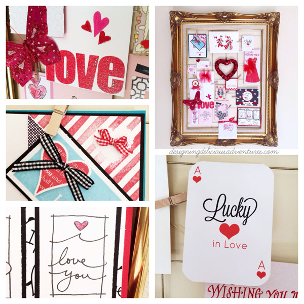 Valentine Display Frame