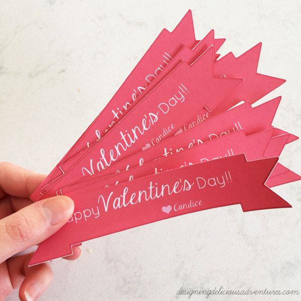 Valentine Recipe Gift 2