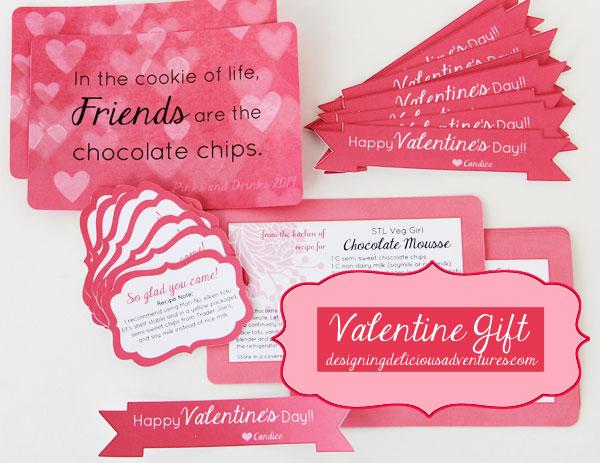 Valentine Recipe Gift 3