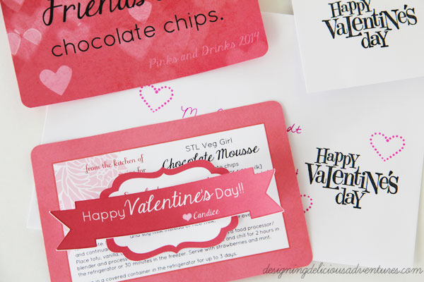 Valentine Recipe Gift 4