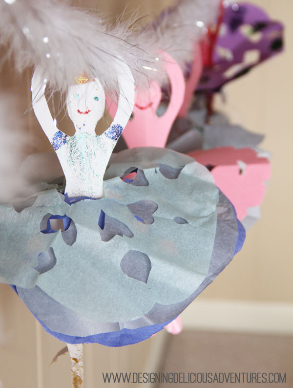 Snowflake Ballerinas 3