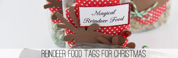 Favorite Reindeer Tags