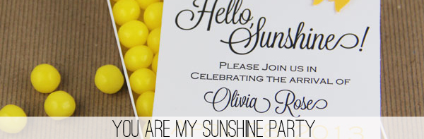 Favorite Sunshine Party