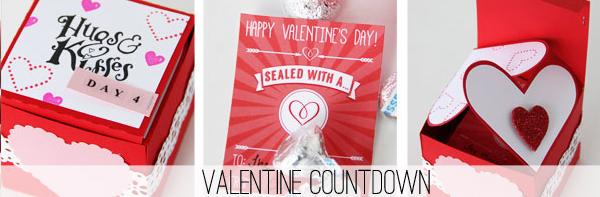 Favorite Valentine Countdown