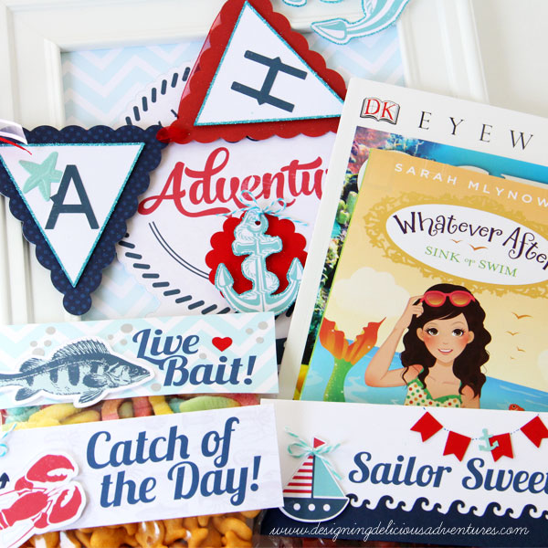 Nautical Birthday Party Gifts
