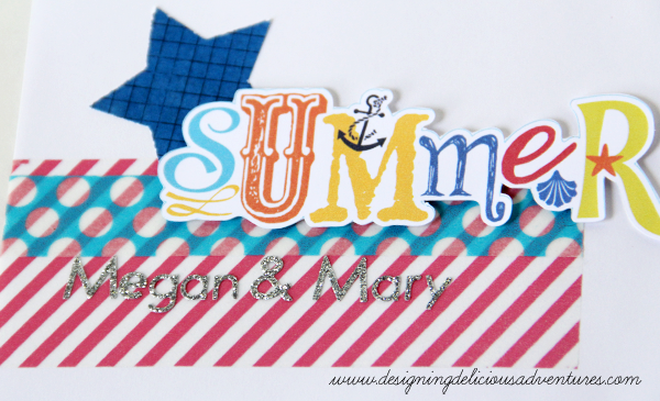 Summer Envelope Design 2