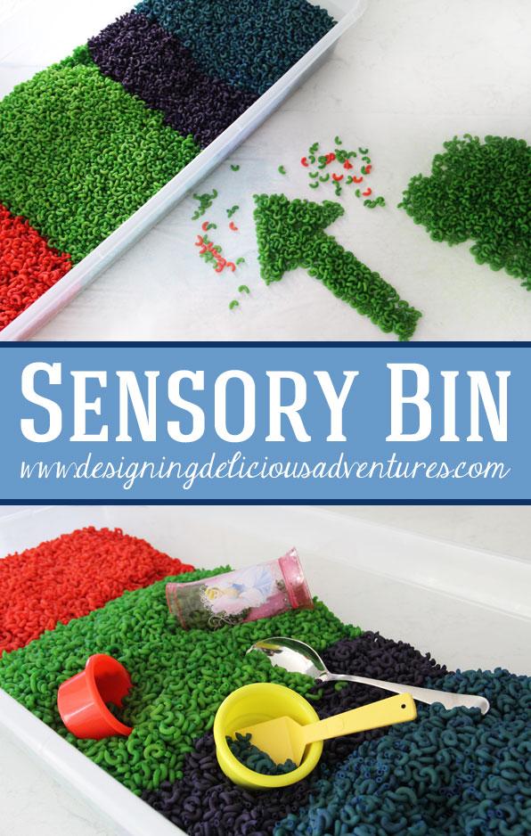 Sensory-Bin