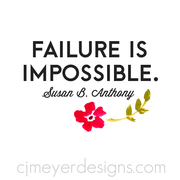 Failureisimpossible