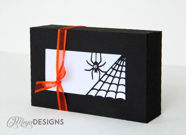 Spider-Silhouette-Gift-Box